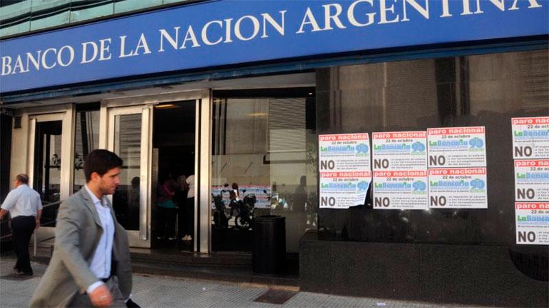 El secretario de La Bancaria amenazó con parar 2 meses