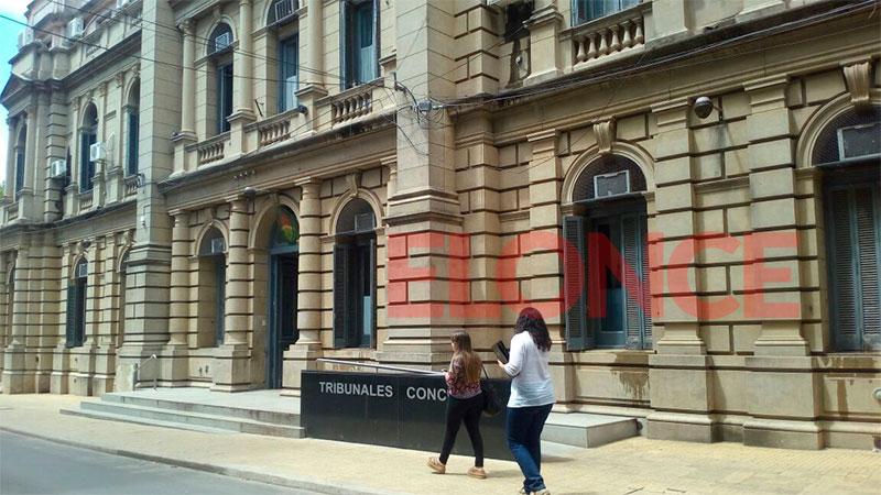 Tribunales Concordia.