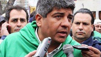 Convocarían a un paro general ante la posible detención de Pablo Moyano