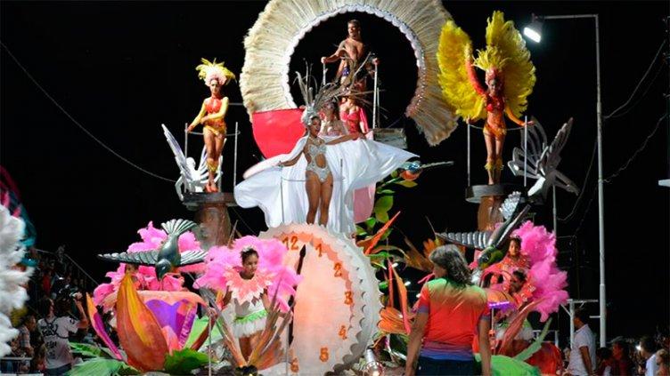 Malibu y Marumba desplegarán todo su brillo en el Carnaval de Hasenkamp