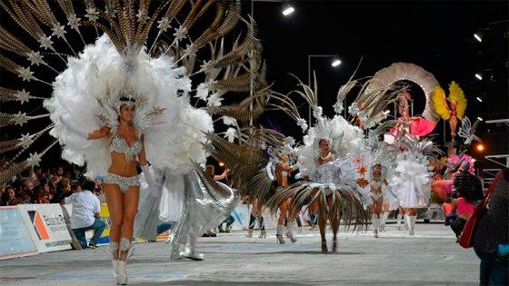 En vivo: El color y alegría del Carnaval de Hasenkamp