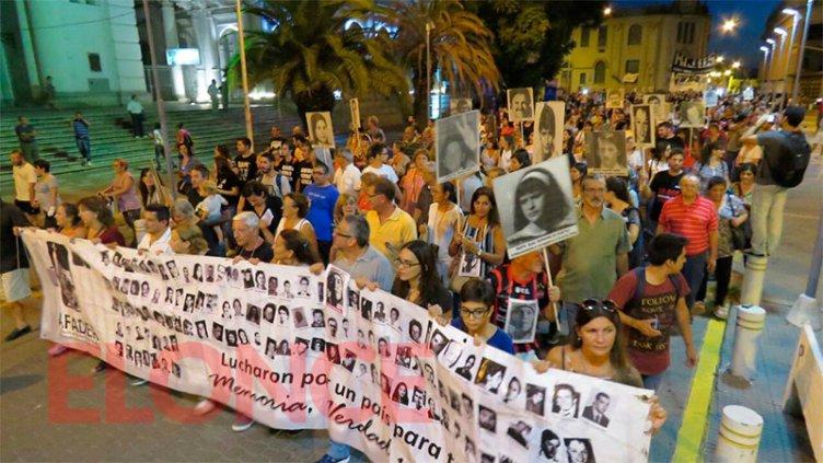 Convocan a la marcha del 24 de Marzo por Memoria, Verdad y Justicia