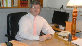 El Procurador presentó la acusación formal contra el juez Rossi