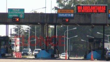 El Túnel Subfluvial se sumará a la red nacional de peajes con Telepase