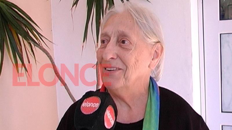Stella Maris Rébora, coordinadora de la Casa
