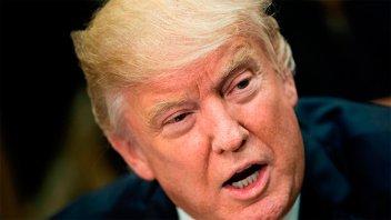Trump congela los activos del Gobierno de Venezuela en Estados Unidos