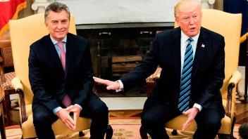 Trump invitó a una cena a Macri y otros presidentes latinoamericanos