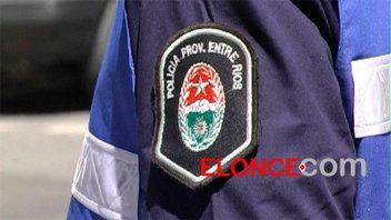 Precoz rescatador: Policía de Paraná, involucrado en la trama del robo de moto