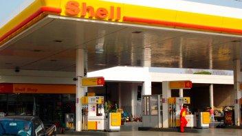Shell bajó hasta 0,72% el precios de los combustibles