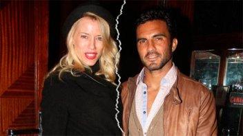 Nicole Neumann y Cubero firmaron el divorcio: