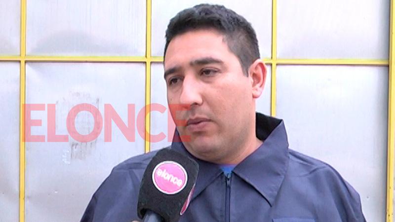 Enzo Gutiérrez, segundo Jefe de la División Delitos Económicos