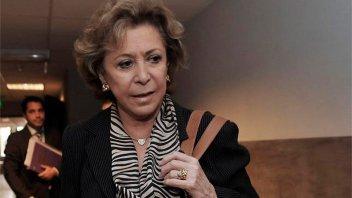 Falleció la ex funcionaria menemista, María Julia Alsogaray
