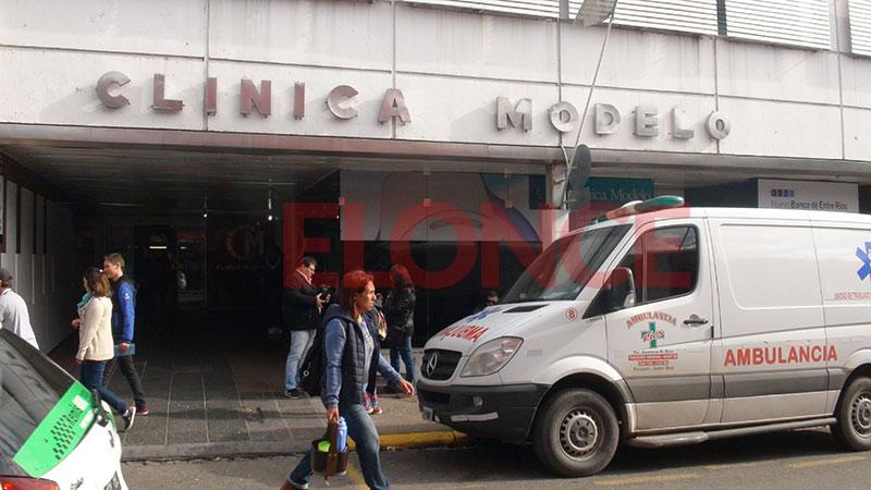 Presunto aborto en clínica de Paraná: hallaron el bebé en el tacho de basura