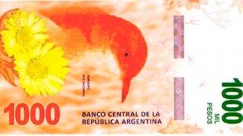 Se ven billetes de $ 1.000 en Paraná y las nuevas monedas están en circulación