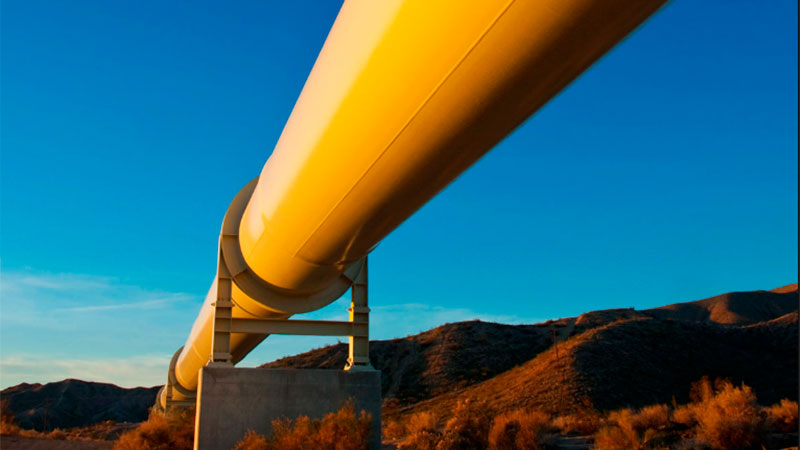 La Argentina volverá a exportar gas a Chile luego de 11 años