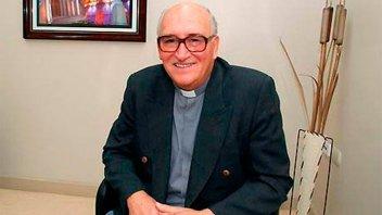 Piden oraciones por la recuperación del padre Ceschi tras sufrir un ACV