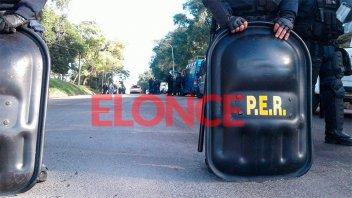 Detuvieron a joven con frondoso prontuario tras allanamientos en barrio Belgrano