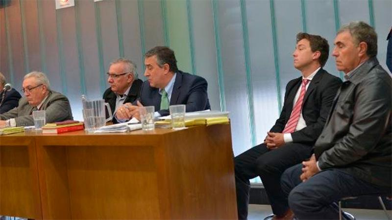 Pidieron condena para exdirector de Vialidad, un abogado y un empresario