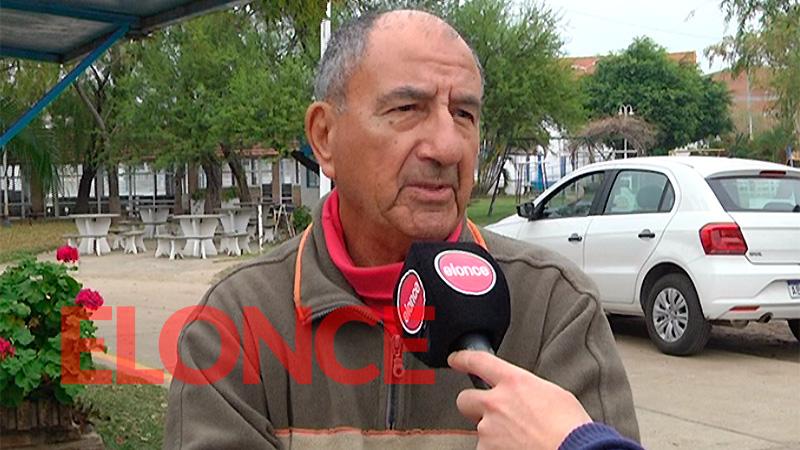 Miguel Abud, presidente de la Subcomisión de Pesca de Embarcados.