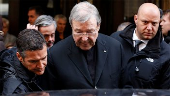 El Vaticano expresa su respeto por la justicia tras condena del cardenal Pell