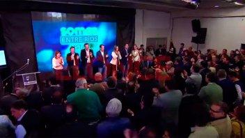 El Frente Somos Entre Ríos cierra su campaña con un acto en Paraná
