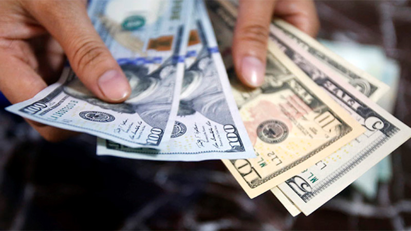 Pocos movimientos para el dólar, que se mantiene debajo de los $ 17,50