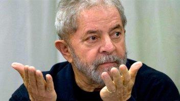 Lula da Silva dijo que quiere volver a ser presidente en 2019