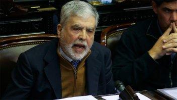 El ex ministro De Vido pidió licencia en su cargo como diputado nacional