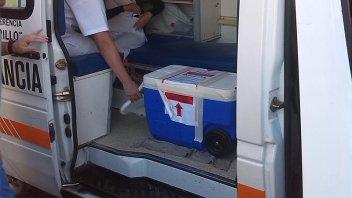 Salvaron la vida de un bebé gracias a donación de órganos realizada en Paraná