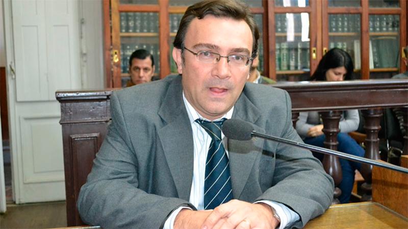 Fiscal Lisandro Beherán
