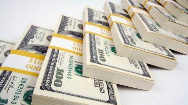 El dólar cerró casi estable a $ 17,45