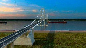 Ratifican que el puente Paraná-Santa Fe será licitado en 2018