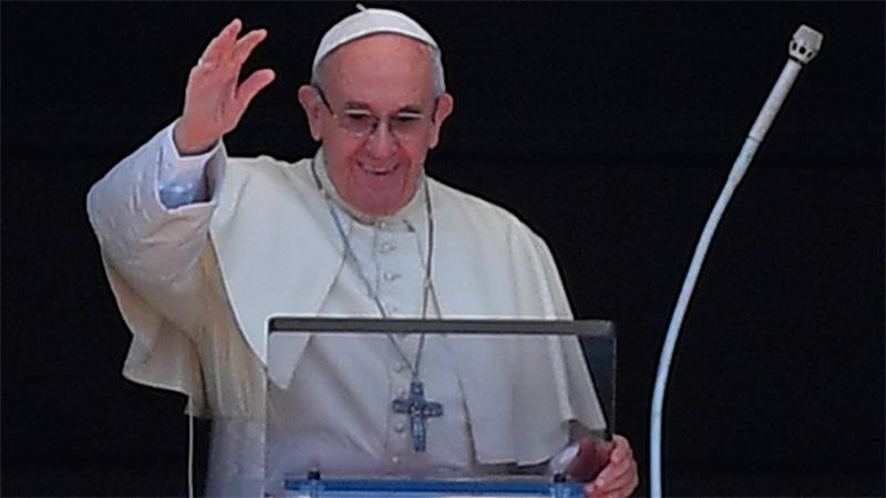 María Valentina, la monja rapera que actuará para Francisco
