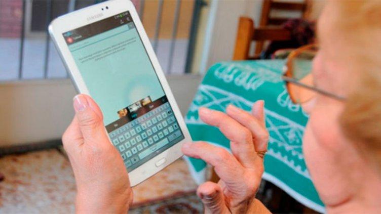 Esta tarde se conocerán los ganadores de las tablets para jubilados