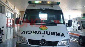 Mujer estaba sentada en su cama y recibió un disparo en Paraná