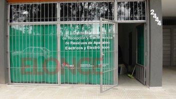 El centro de reciclado entregará elementos recuperados