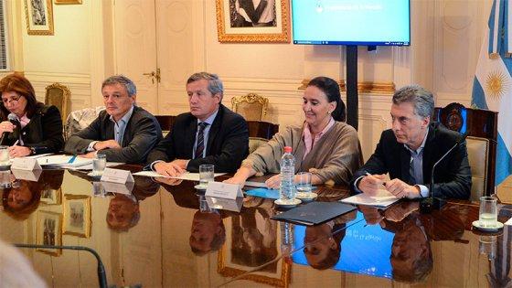Macri evaluará el desempeño de cada ministro en una reunión en Chapadmalal
