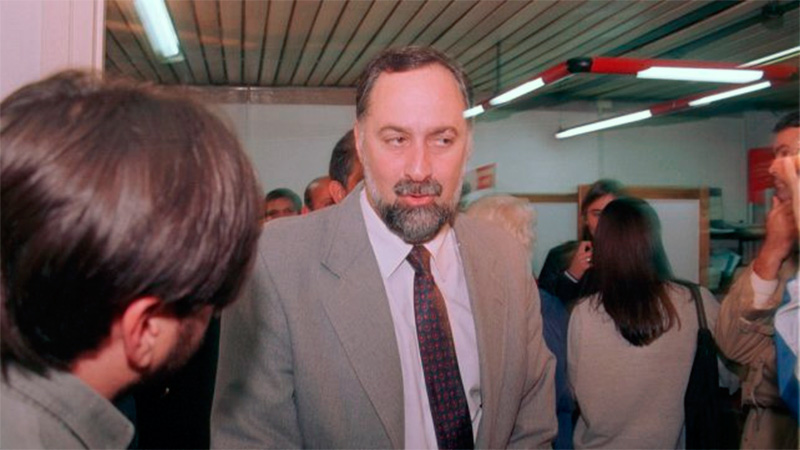 Enrique Carbó, uno de los acusados.