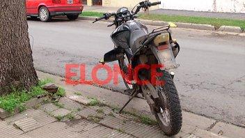 Roban entre 20 y 25 motos por mes en Paraná