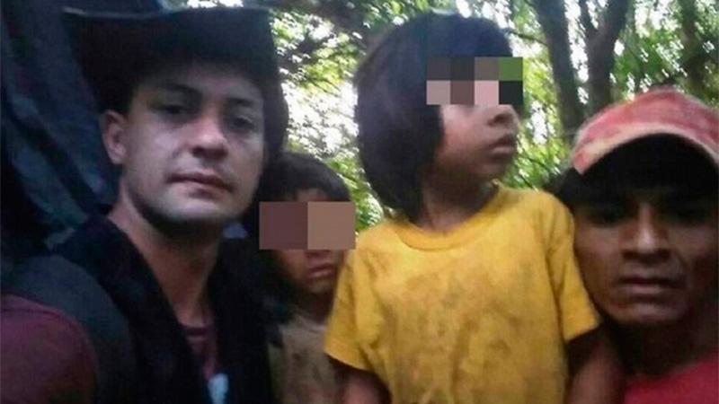 Dos hermanitos mbya y su tío desaparecieron en el monte