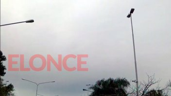 Alerta en Entre Ríos por tormentas fuertes y posible caída de granizo