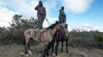 El juez ordenó allanar tierras de la comunidad mapuche