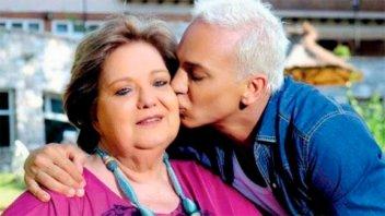 Flavio Mendoza recordó a su mamá, antes del nacimiento de su hijo