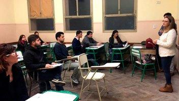 El BERSA dictó cursos gratuitos en Paraná, Concordia y Concepción del Uruguay