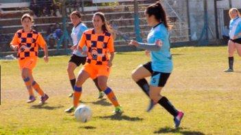 Por primera vez, AFA realizó prueba de fútbol femenino en la ciudad