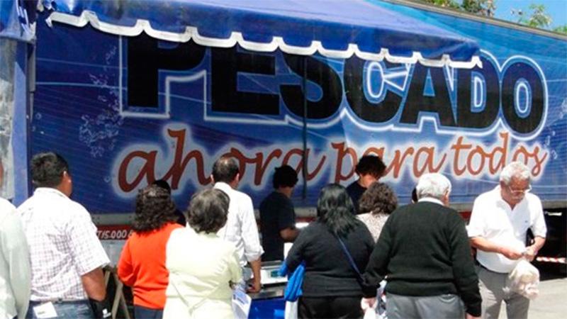 "Camión de ""pescado para todos"" incumplía normas sanitarias"