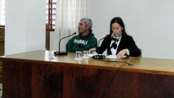 Condenaron a 11 años de prisión al hombre juzgado por atropellar a su mujer