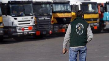 Comenzó  paro de Camioneros, con apoyo de gremios enrolados en CTA y CTERA