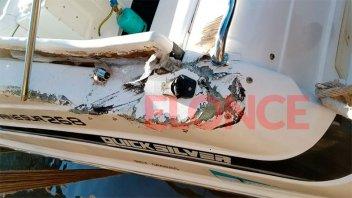 Accidente náutico en Paraná: Prefectura inició un expediente