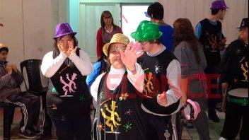 Con una demostración de murga, presentaron los festejos por los 50 años de Apana